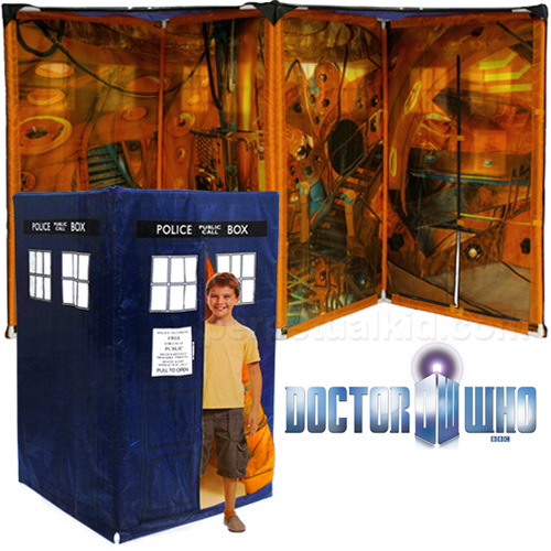 Dr who tent