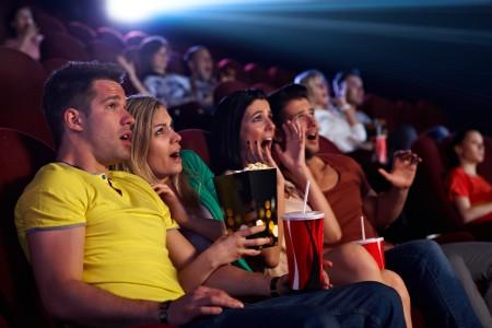 Sex in the movie theatre