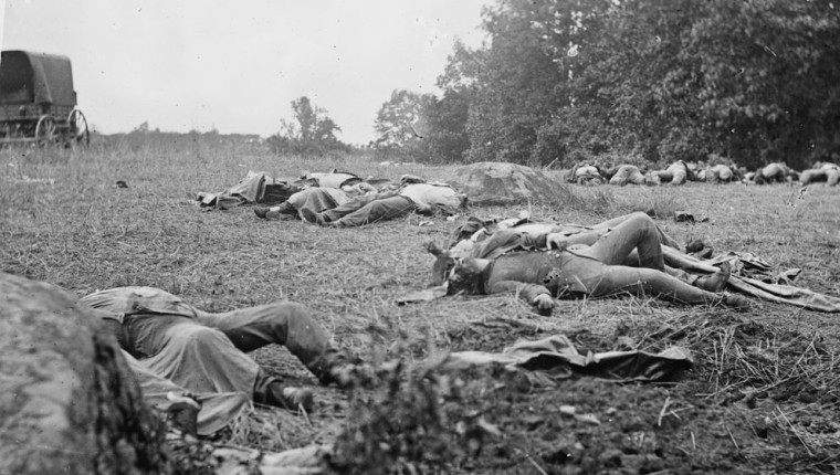 photo essay of the battle of gettysburg alltop viral photo essay of the battle of gettysburg