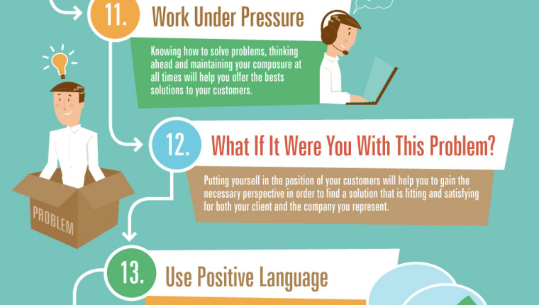 25 customer service skills every company should require [infographic ...