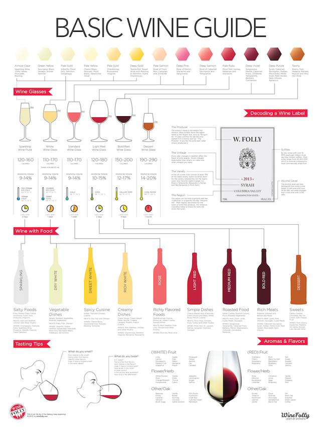 Drink smart with The Basic Wine Guide