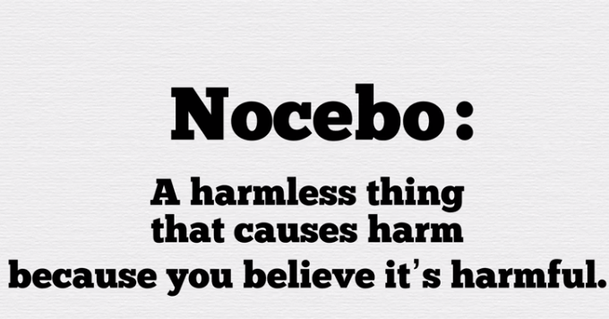 Prepare To Feel Pain Cgp Grey Explains The Nocebo Effect Video