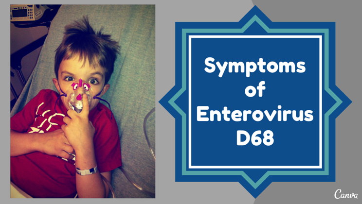 Enterovirus 68 Symptoms