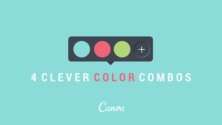 4 Clever Color Combinations To Make Your Designs Pop