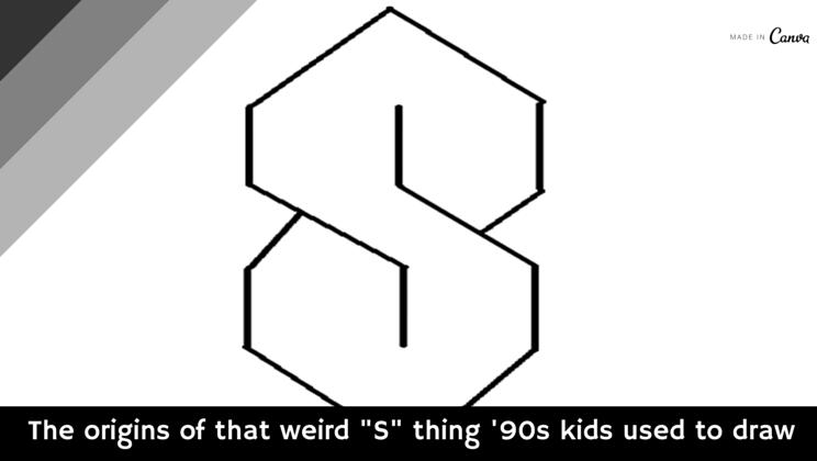 The 90s were weird