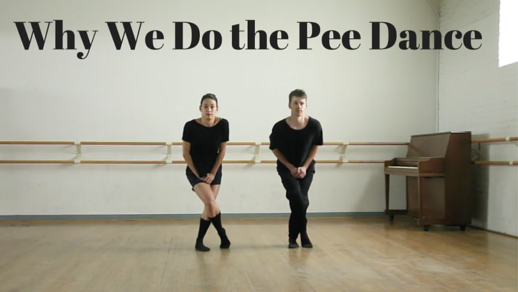 Why Do We Dance When We Have To Go To The Bathroom Video Alltop - Have to go to the bathroom