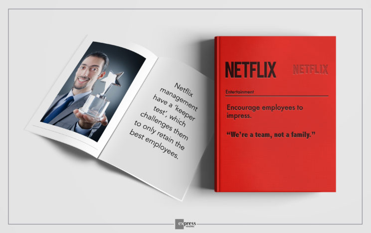 netflixs employee culture presentation starts with many companies have nice sounding value statements and continues to explain in great detail how they