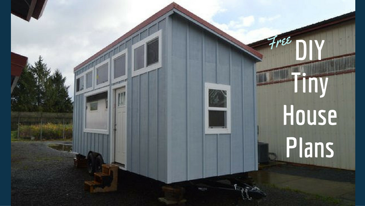 Free Plans For Building Your Own Tiny House Alltop Viral