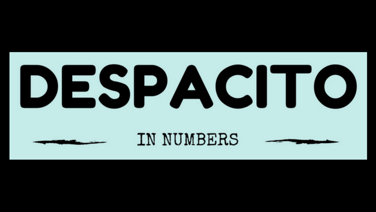 Despacito by the numbers alltop viral despacito by the numbers stopboris Choice Image