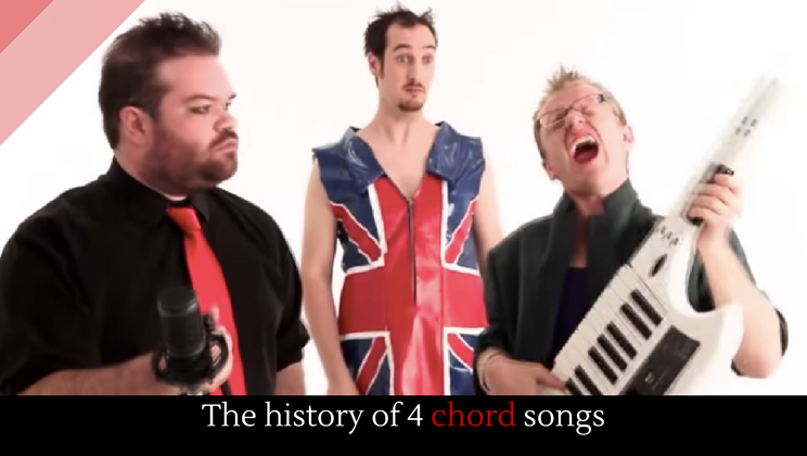 The history of 4 chord songs - Alltop Viral