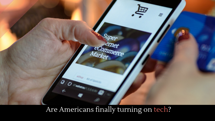 Are Americans finally turning on tech? - Alltop Viral